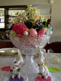 Infuse With Liz: Easter at Moms
