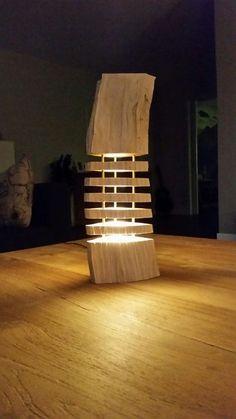 Finished lamp
