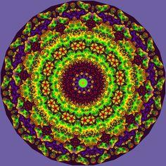 laisser la présence rayonner ; let the presence radiate; dejar que la irradian presencia; lassen die Gegenwart ausstrahlen; deixe a irradiar presença; Mandala de Pierre Vermersch