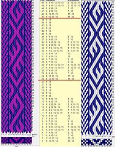 Composé 19 tarjetas, 2 colores, repite cada 22 movimientos // sed_322a diseñado…