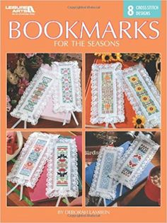 Bookmarks for the Seasons (Leisure Arts #4844): Deborah Lambein: 9781574862638: Amazon.com: Books