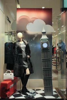 London is calling, pinned by Ton van der Veer