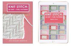Braided Celtic Knot Scarf Knitting Pattern | Studio Knit