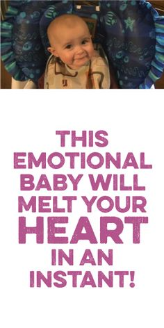 This Emotional Baby Will MELT Your Heart In An Instant! <3