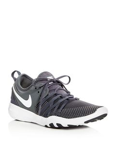 best website ee3f6 d0826 Nike Women s Free TR 7 Lace Up Sneakers Shoes - Bloomingdale s