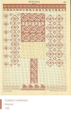 ru / Фото - Needlepoint Designs from Oriental Rugs - Cross Stitch Borders, Cross Stitch Charts, Folk Embroidery, Cross Stitch Embroidery, Embroidery Ideas, Blackwork, Needlepoint Designs, Prayer Rug, Tapestry Crochet