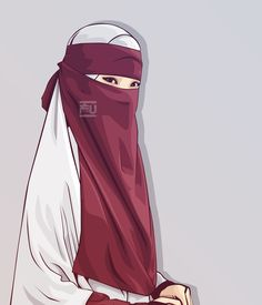 I love hijab . Hijab Niqab, Muslim Hijab, Hijabi Girl, Girl Hijab, Beautiful Muslim Women, Beautiful Hijab, Muslim Girls, Muslim Couples, Karton Design