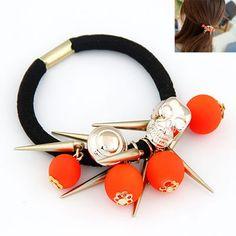Korean fashion boutique classic cartoon bow pendant hair band wholesale fashion jewelry