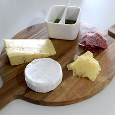 I love a good cheese platter. But if you're preparing it to share with other people, you've got to think about more tastes than your own.