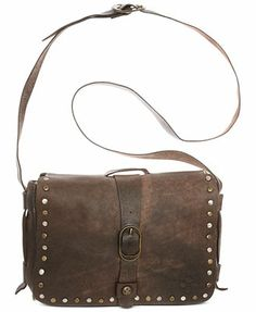 Patricia Nash Handbag, Vintage Washed Mantova Crossbody