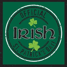 St. Patrick's Day 2 Ply Lunch Napkins