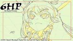 El Anime 6HP Six Hearts Princess se estrenará el 30 de diciembre como un especial de una hora.