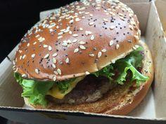 McDonald's Grand Angus Épicé 8.5/10
