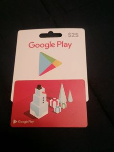 $25 Google Play Gift Card  http://searchpromocodes.club/25-google-play-gift-card-64/