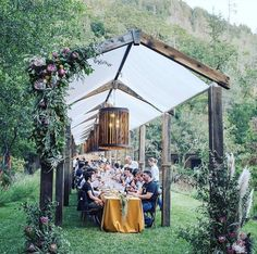In keeping with the rich heritage of Napa Valley, Calistoga Ranch features an on-site vineyard and beautiful working gardens, where wedding guests can share in local traditions of bountiful food and wine. Absolutely the perfect wedding weekend.