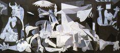 Пабло Пикассо. Герника. 1937 год