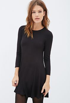 A-Line Jersey Dress | FOREVER 21 - 2000082241
