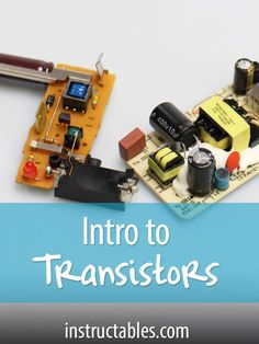 The transformer is a fundamental electronic component that has some pretty interesting properties, namely converting, ehem, transforming, one voltage into another! Who'da thunk?