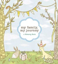 For the growing audience of adoptive families, a baby book that suits the wide array of experiences and choices that bring a family and their new child together. This album contains sections to record a...http://www.overstock.com/Books-Movies-Music-Games/My-Family-My-Journey/2276732/product.html?CID=214117 $12.11