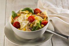 Ensalada de pasta con Ligeresa Yogur.