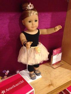 Isabelle's Performance Set – New York Store American Girl Place, American Girl Store, Ag Dolls, Girl Dolls, New Girl, Doll Clothes, Dancer, Fashion Show, Flower Girl Dresses