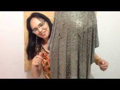 Vasinhos feitos com toalhas e cimento - YouTube