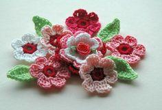 Prachtige bloemetjes van Annie Design