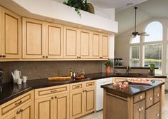 Kitchen and Bath Cabinet Refacing - View Our Gallery
