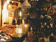 The Souks of Marrakech | Lanterns | FATHOM