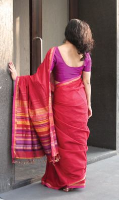 Handloom Cotton Sarees from Tamil Nadu