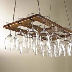 March 2020 To help you out with the selection of best and unique wine glass racks, here is a well-researched list of some best shelf & Stemware Glass Holders. Hanging Wine Glass Rack, Wine Glass Shelf, Wine Glass Holder, Hanging Racks, Glass Shelves, Wall Shelves, Diy Hanging, Diy Home Bar, Bars For Home