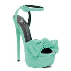 adorable bow and mint color