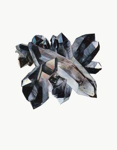 Lara Meyerratken Dark Smokey Quartz | Dream Collective
