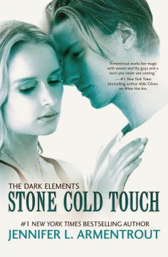 ♥ COVER REVEAL: STONE COLD TOUCH (DARK ELEMENTS #2) BY JENNIFER L. ARMENTROUT ♥