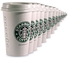 a website that breaks down exactly what kinds of drinks you can order at starbucks (or any coffee shop) and tells you how they're made so you (finally) know what you're ordering!