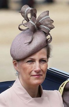 The Countess of Wessex, June 15, 2013 | The Royal Hats Blog