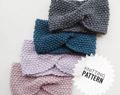 Knitting Pattern Vanilla Cloud Poncho and Hat Set Toddler Crochet Patterns For Beginners, Easy Crochet Patterns, Stitch Patterns, Baby Patterns, Knit Headband Pattern, Knitted Headband, Loom Knitting Patterns, Circular Knitting Needles, Velvet Acorn