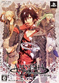AMNESIA clear file folder official yaoi bl anime game later kaze no nawa Toma Amnesia, Amnesia Anime, Manga Anime, Anime Boys, Manga Art, Amnesia Memories, Me Me Me Anime, The Incredibles, Image