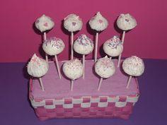 CAKE-POPS (RECETA Y PASO A PASO)