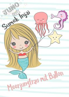 Plotterdatei Meerjungfrau / cuttingfile mermaid Pikachu, Baby, Fictional Characters, Products, Painting On Fabric, Marine Life, Young Women, Mermaid, Dragons