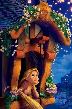 ideas for wallpaper disney rapunzel Disney Rapunzel, Disney Pixar, Disney E Dreamworks, Film Disney, Art Disney, Disney Princess Art, Disney Cartoons, Disney Movies, Tangled Rapunzel