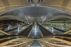 Welcome to the pleasuredome (Guillemins Liège)  © Browni