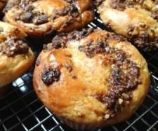 Recipe Baklava Muffins by Erica Noble - Recipe of category Baking - sweet Thermomix Cupcakes, Honey And Cinnamon, Recipe Community, Food Crafts, Mini Cakes, Soul Food, My Recipes, Baked Goods, Muffins