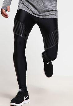 Nike Performance POWER FLASH SPEED - Tights - black/reflective silver für 111,95 € (21.01.17) versandkostenfrei bei Zalando bestellen.