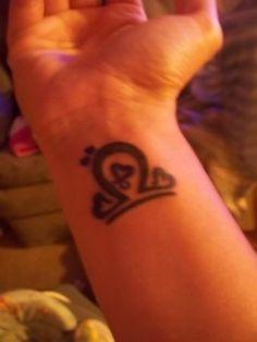 Libra tattoo.