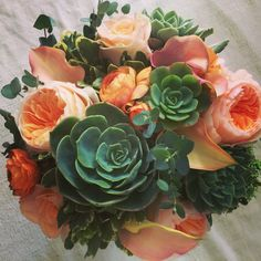 Bridal Bouquet by Cody Floral Design