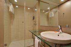 Baño individual en Rafaelhoteles #Ventas