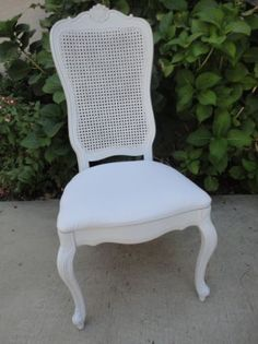 I just  loved how fabulous this chair turned out!