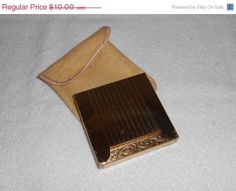 On Sale Vintage Avon Compact by outofthepastvintage on Etsy, $6.00
