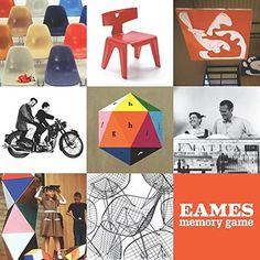Eames Memory Game ** Learn more by visiting the image link. Note:It is Affiliate Link to Amazon.